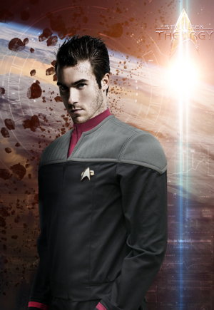 Derik Veradin Star Trek Theurgy Wiki