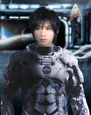 "Minjae Soh, callsign ""Shinigami"" - Star Trek: Theurgy Wiki"