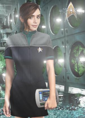 Zephyr Praise Star Trek Theurgy Wiki