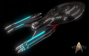 USS Cayuga - Star Trek: Theurgy Wiki