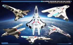 Ac 307 Mk Ii Valkyrie Star Trek Theurgy Wiki